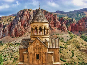 Armenia - interesting and tasty