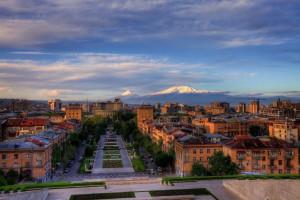Tour about Yerevan -  Yerevan Brandy Company Ararat